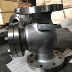 Sand Casting CNC Center Machining Gray Iron Ht250 Mud Pump Shell