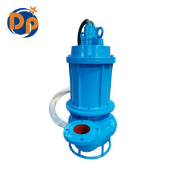 Hydraulic Submersible Sand Slurry Pump, Centrifugal Vertical Slurry Pump