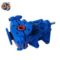 Horizontal Heavy Duty Industrial Coal Mining Mineral Centrifugal Slurry Pump and Spare Parts