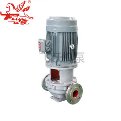 Sg Vertical Submersible Slurry Centrifugal in-Line Pump
