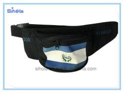 World Countries Men's Sports Waist Bag