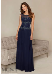 2018 Bridesmaid Party Evening Prom Mother Bride Dresses 97303