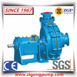 Horizontal Centrifugal Coal Washing Wear Resistant Water Treatment Slurry Pump