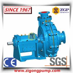 Horizontal Centrifugal Coal Washing Wear Resistant Water Treatment Slurry Pump