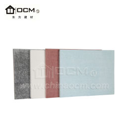 Thermal Insulation Magnesia Wall Panels Building Material