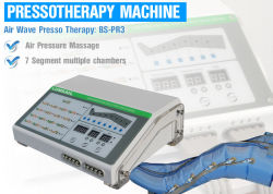 Body Massage Increase Edema Treatment Pressotherapy Equipment for Clinic
