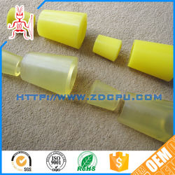 High Quality PTFE Round Plastic Hollow Rod Bar