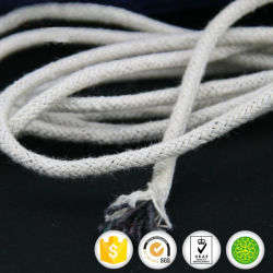 Competitive Price Round Cotton Braided Cords Cotton Rope