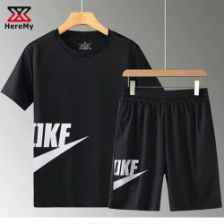Men Sports Tracksuit Fitness Sports Sets Outdoor Gym Clothing