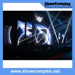 P3.9 Indoor Full Color Large Video LED Display Screen for Concerts Background Wall