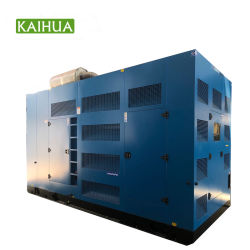 Silent/Soundproof Diesel Engine Power Electric Generation/Generator/Genset for Home/Industry