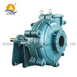 Heavy Duty Horizontal Coal Wear Resistant Discharge Mining Slurry Pump