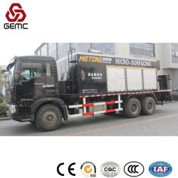 Asphalt Slurry Seal for Road Surface Maintenance Road Building Machinery