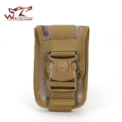 Tactical Military Mobile Phone Bag Belt Pouch Case Cover Pouch