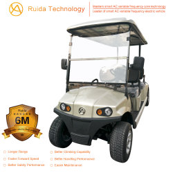 Wholesale 4 Passenger Intelligent AC Electric Utility Golf Cart