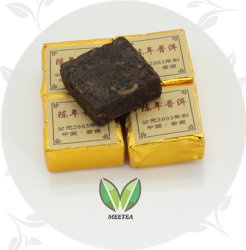 Black Tea Mini Cake Pu'er Puerh Tea