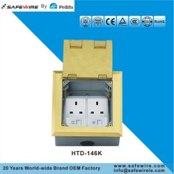 Floor Box Socket/Cover Type Floor Box/Power Socket OEM Factory