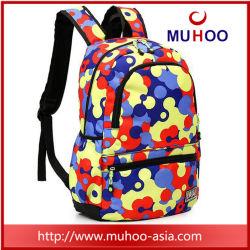 Waterproof Printed Oxford School/Travel/Sports Backpacks Bag for Outdoor