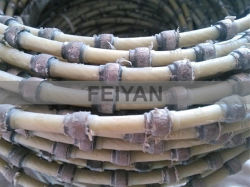 Granite Diamond Wire & Beads for Stationary Machine (WITHOUT CONNECTOR)