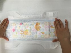 Disposable Soft Breathable Baby Diaper with Cheap Price