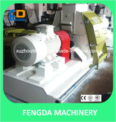 Sfsp Series Livestock Feed Hammer Mill Used for Corn, Soybean, Maize