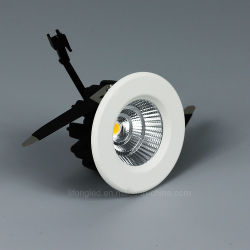 Dimmable 5W 7W 9W COB LED Downlight with Cutout 60mm