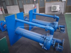 Vertical Submersible Sump Slurry Pump