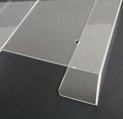 Custom Clear Acrylic Wall Mount Display Case