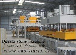 Full Automatic Artificial Quartz Slab Production Line for Making Stone Press Machine
