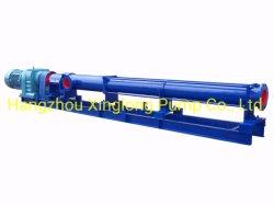 G Type Self Priming Slurry Transfer PC Single Screw Pump