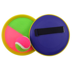 Promotional Gift Toss Game Outdoor Kids Sports Game Catch Ball Set