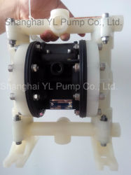 1/2 Inlet & Self Suction Plastic Hydraulic Diaphragm Pump