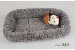 Design Quality Cheap Dog Beds Coral Fleece Pet Cushion