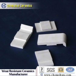 Alumina Ceramic Wear Resistance Material in Cement Industry