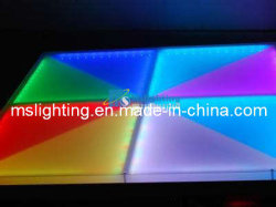 640*F10mm RGB LED Dance Floor / Stage Light LED Disco Light