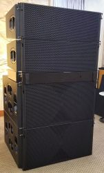 Lmhf Audio J8 3 Way Professional Line Array Passive Speaker