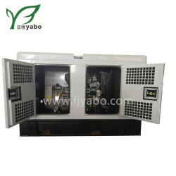 Diesel Generator Set with Super Silent Canopy