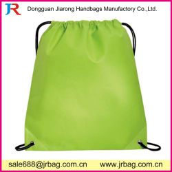 Floding Reusable Nylon Drawstring Bag for Packing Table Tennis