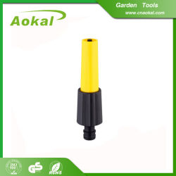 """Plastic Water Hose Nozzle Connector 5"""" Garden Hose Spray Nozzle"""