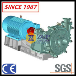 Horizontal Anti-Wearing Wear Resistant Centrifugal Lime Milk Slurry Pump