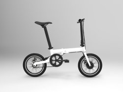 Factory Direct 16 Inch 250W 36V Electric Folding Bike with Ce Certification