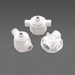 OEM Casting and Machining Part--Valve Seat Used for Water Treatment