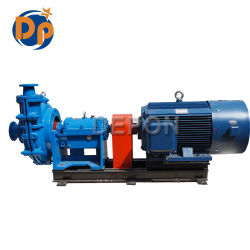 High Head Anti-Corrosion Mill Discharge Metal Lined Centrifugal Slurry Pump