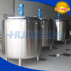 Cold & Hot Mixing Tank for Food Cooling