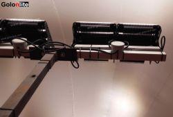 5 Years Warranty 400W LED Sports Flood Lighting IP65 Grade LED Module Tunnel Floodlight
