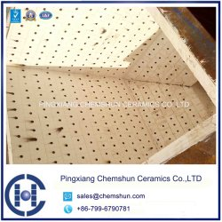 Alumina Ceramic Lining Tile for Alumina Ceramic Lined Hopper