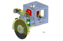 Automatic Circumferential Seam Gouge /Grinding Machine
