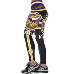 3D Digital Printing Sport Wear Leggings Pants Clothes 2038