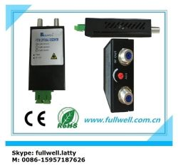 FTTH Wdm Optical Receiver Compatible with Huawei/Zte ONU in Gepon CATV Application (FWR-8610W)