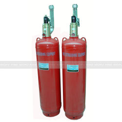 Hfc-227ea Clean Agent Fire Suppression System